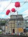 Oerlikon - 'Gleis 9' während der Gebäudeverschiebung 2012-05-22 13-35-50 (P7000).JPG