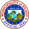 Official Seal of Municipality of Silago.png