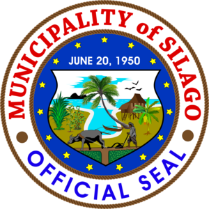 Silago, Southern Leyte - Image: Official Seal of Municipality of Silago