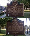 Ohio Historical Marker - The Willoughby University of Lake Erie Medical College.jpg