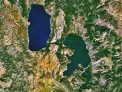 Image illustrative de l'article Lac d'Ohrid