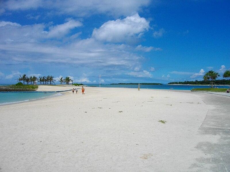 File:Okinawa Emerald Beach.JPG