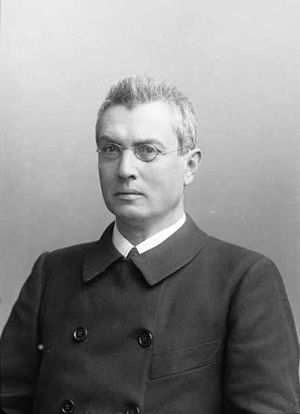 Olaus Andreas Grøndahl - Grøndahl in 1896