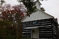 Old-country-log-cabin-church-fall-foliage - West Virginia - ForestWander.jpg