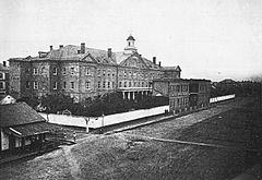 Old Charity Hospital NOLA 1867 Lilienthal.jpg