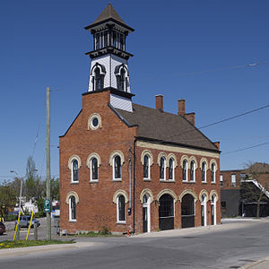 Thorold - Old Fire Hall