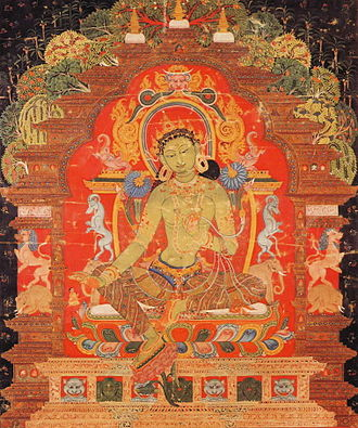 https://upload.wikimedia.org/wikipedia/commons/thumb/c/ca/Old_Green_Tara.JPG/330px-Old_Green_Tara.JPG