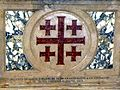 Old Jerusalem Via Dolorosa Fifth Station Jerusalem Cross.jpg