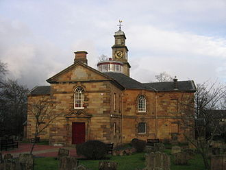 Hamilton, South Lanarkshire - Hamilton Old Parish Church