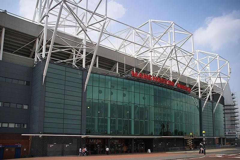 ����� ''manutd'' vs'' roma'' ���8 800px-Old_Trafford_outside_20060726_1.jpg