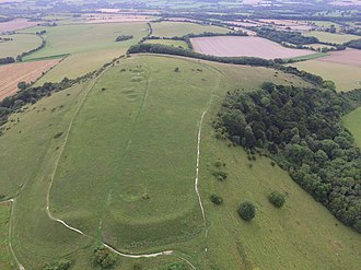 Old Winchester Hill - Iron Age hill fort
