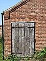 Old barn door - geograph.org.uk - 812071.jpg