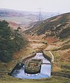 Old gauging basin, Lower Windleden Reservoir - geograph.org.uk - 203309.jpg