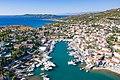 Old port on Spetses island, Greece (48760272116).jpg