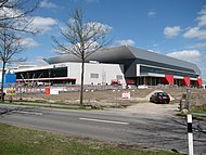 Oldenburg Grosse EWE Arena 02