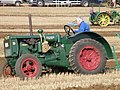 Oliver Hart Parr tractor working at Little Casterton - geograph.org.uk - 1496899.jpg
