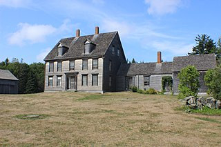 Olson House (Cushing, Maine) historic house in Cushing, Maine