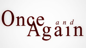 Once and Again - Once and Again title card