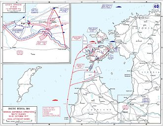 Operation Albion - Operation Albion amphibious operations 12–20 October