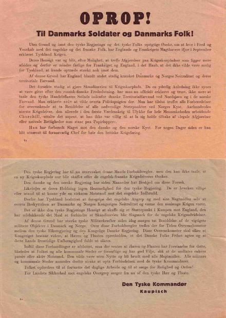 dansk udrustning 1864