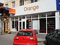 Orange Moldova shop Chisinau.jpg