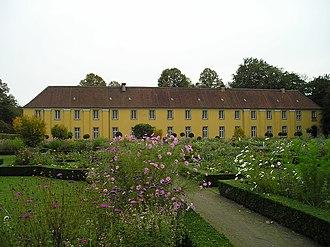 Orangery - Orangery in Düsseldorf-Benrath.