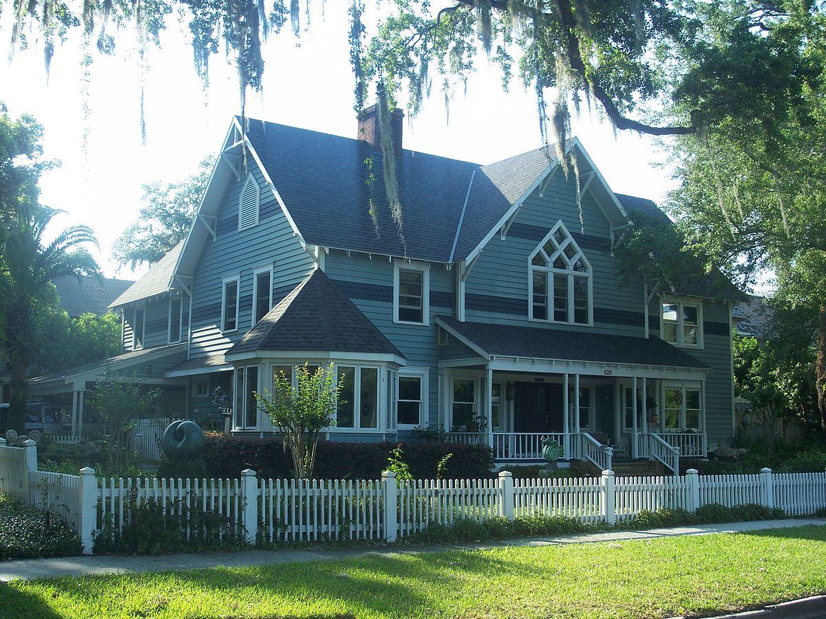 George R. Newell House (Orlando, Florida) - Wikipedia