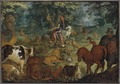 Orpheus Charming the Beasts - Nationalmuseum - 17368.tif