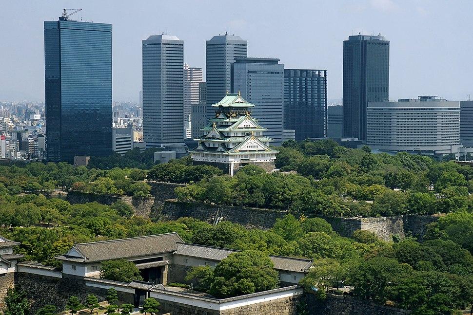 Osaka Castle 03bs3200