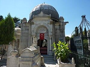 Osman Nuri Pasha - Tomb of Osman Pasha