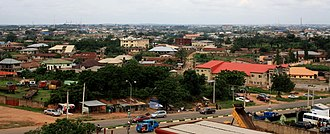 Osogbo - Osogbo city