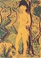 Otto Mueller - Akt im Wald - ca1923.jpeg