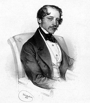 Otto Nicolai German composer and conductor