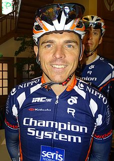 Denis Flahaut French cyclist