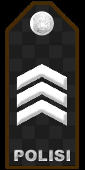 Brigadier - Image: PDU BRIG KOM