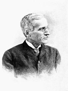 Samuel William Johnson American chemist