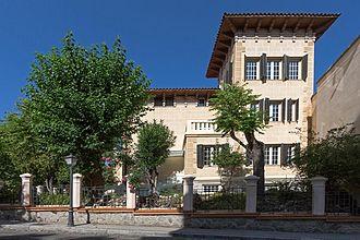 Saint Louis University Madrid Campus - Padre Rubio Hall