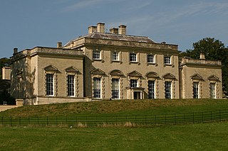 Painswick House Grade I listed building in Stroud District, United Kingdom