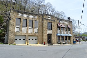 Paintsville City Hall - Front and northern end
