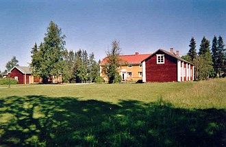 Pajala Municipality - Pajala vicar's mansion.