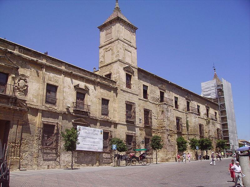 Archivo:Palacio Episcopal de Córdoba.JPG