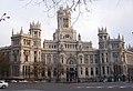 Palacio de Comunicaciones (Madrid) 01.jpg
