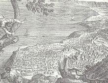 Disegno di Antonio Minasi, del 1779, intitolato