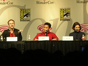 Pandorum - Ben Foster, Cung Le and Antje Traue talk about Pandorum at a panel discussion at WonderCon 2009.