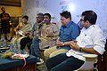 Panel Discussion - Barshik Pujor Fashal Ete Ki Sahitya Samriddhya Hoi - Apeejay Bangla Sahitya Utsav - Kolkata 2015-10-10 5548.JPG