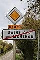Panneau sortie St Cyr Menthon 9.jpg