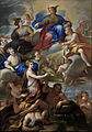 Paolo De Matteis - Allegory of Knowledge and the Arts in Naples - Google Art Project.jpg