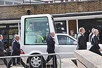 Papal visit in Westminster (17th September 2010).jpg