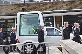 Pope Benedict XVIs visit to the United Kingdom pastoral visit