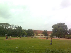 Fort Kochi - Parade Ground at Fort Kochi